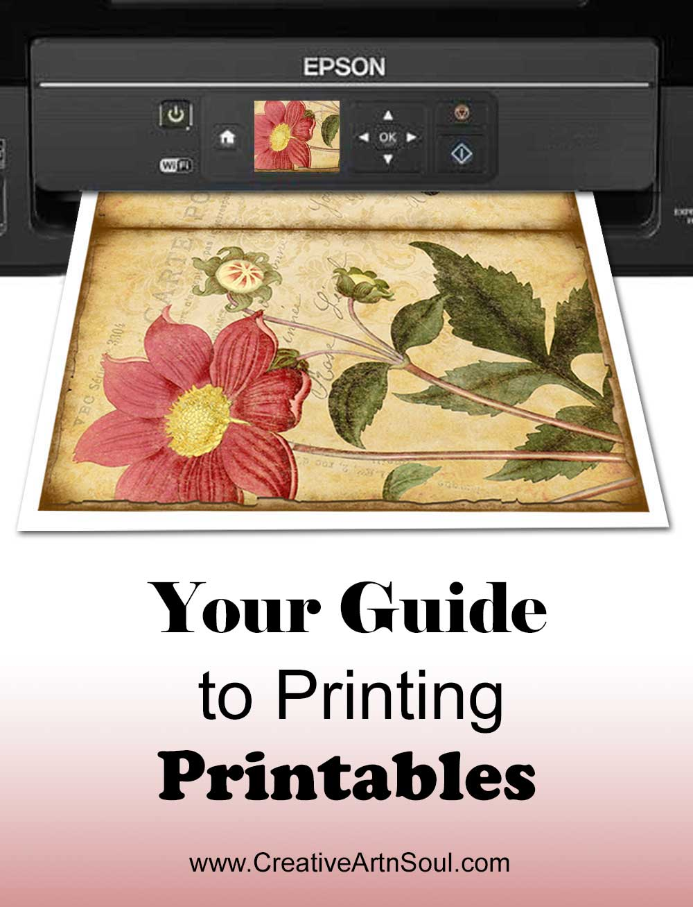 Your Guide to Printing Printables