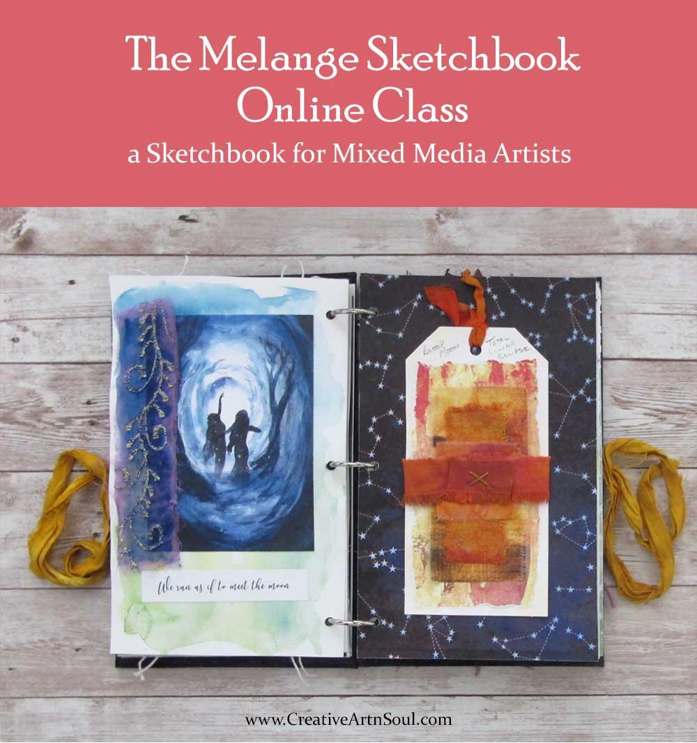 The Melange Sketchbook Online Class