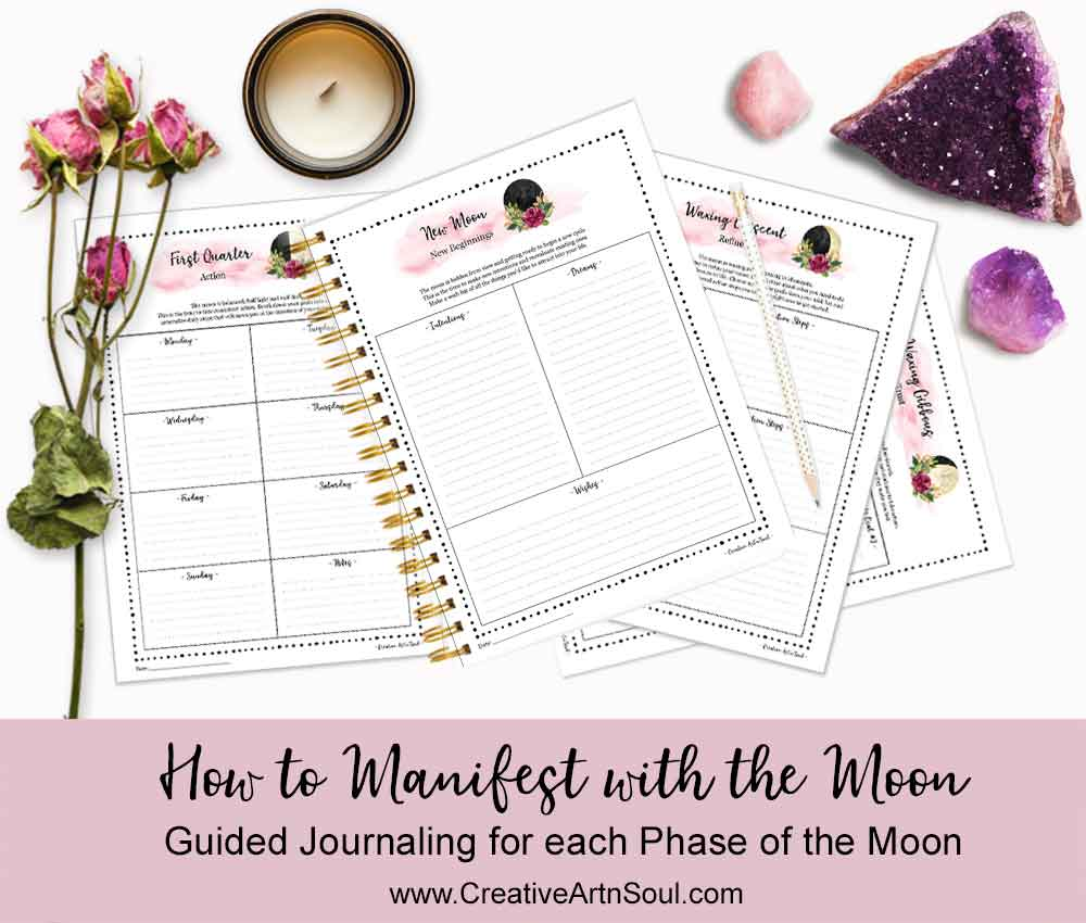 How to Manifest with  the Moon